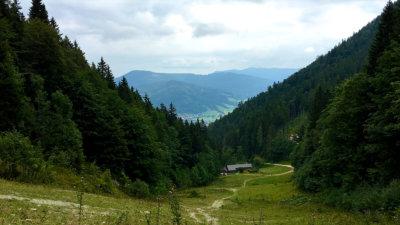 Bergwanderung Unternberg in Ruhpolding