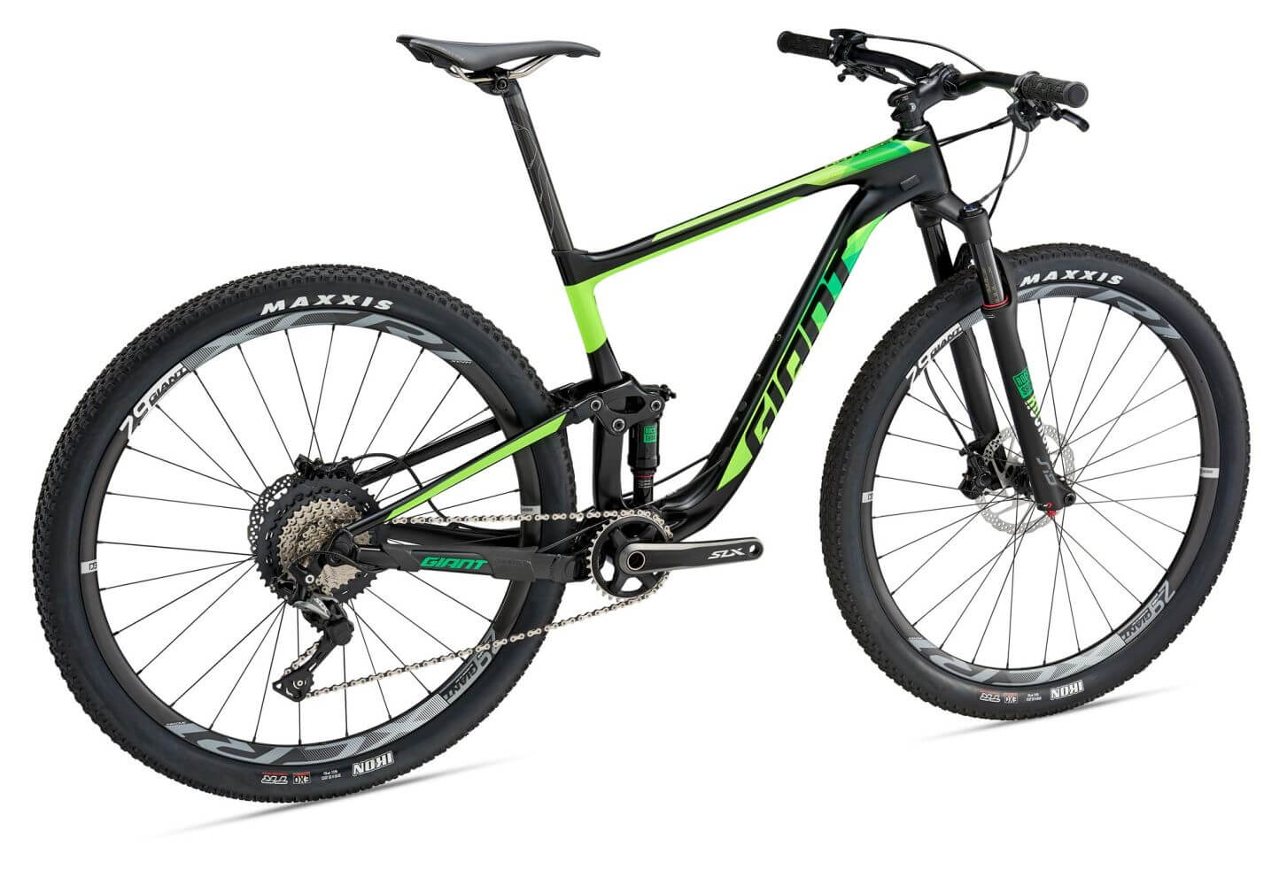 Mountain Bike — Giant Anthtem Advanced 2018