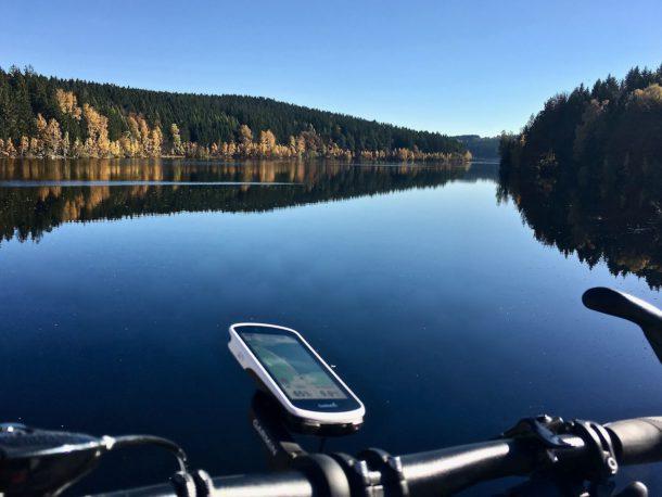 MTB-Vogtland-Talsperren-Herbst-Tour