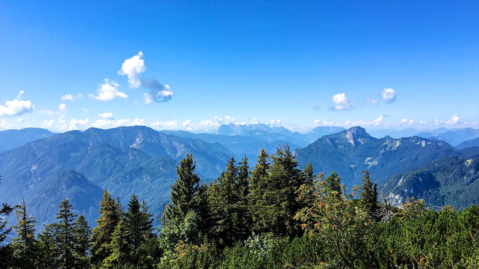 Unsere Outdoor & Trekking Touren