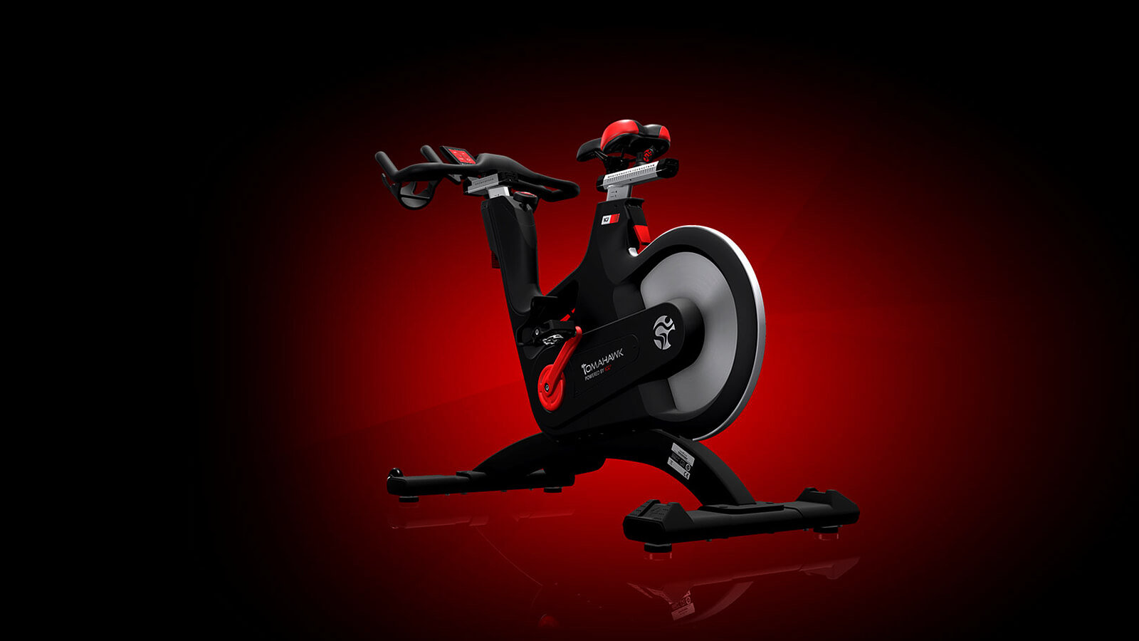 SpeedBike TOMAHAWK IC7 - Indoor-Cycling