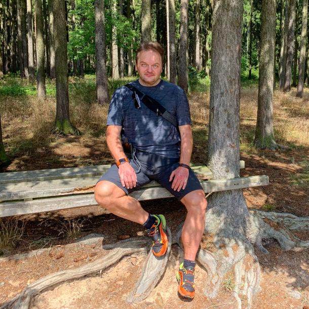 Wanderung im Schneckengrüner Wald bei Plauen im Vogtland
