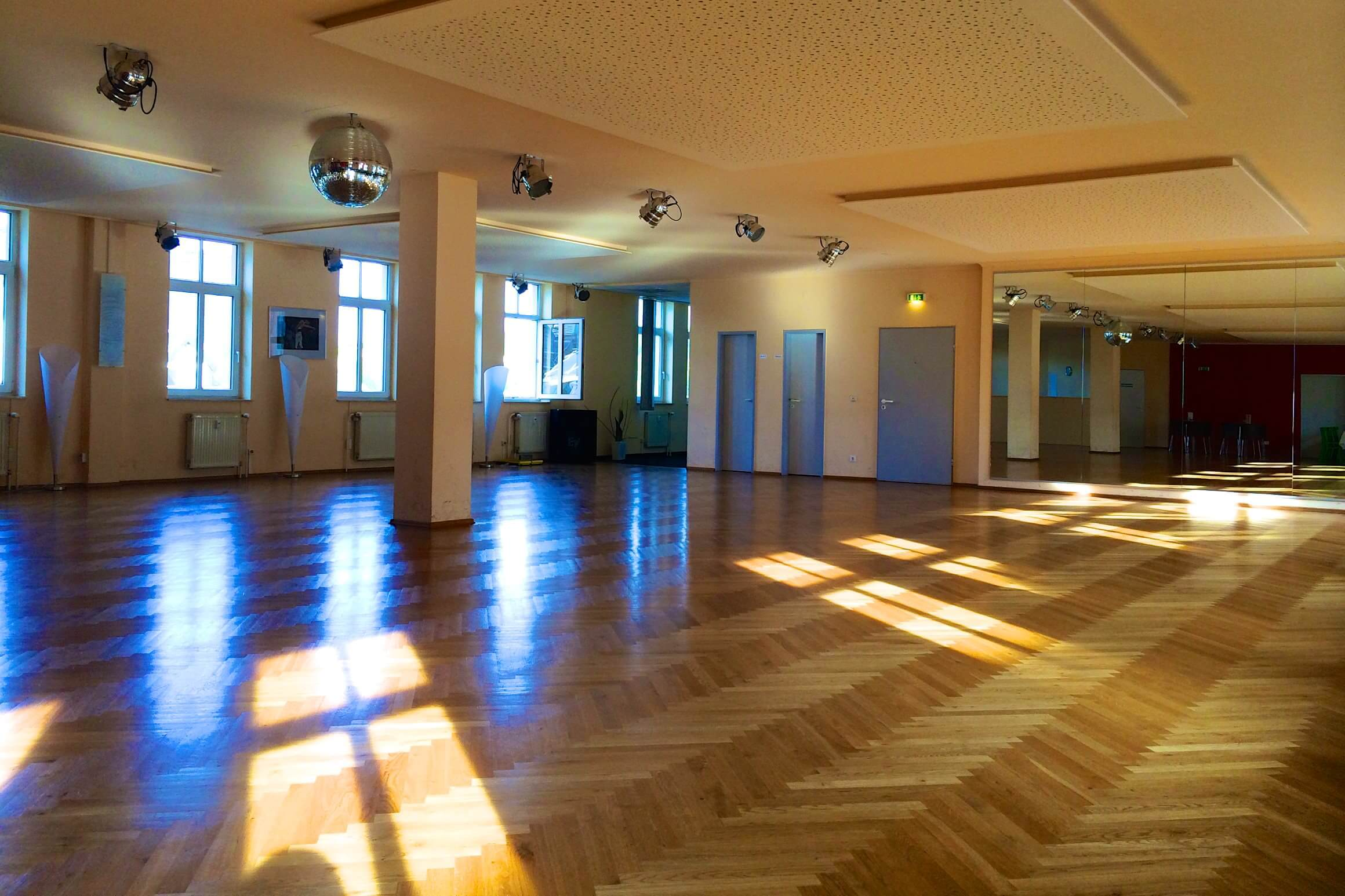 Zumba-Kurs Tanzschule Plauen